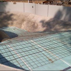 A green pool