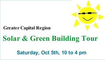 Solar & Green Building Tour